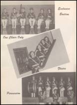 1950 White Pine County High School Yearbook Page 94 & 95