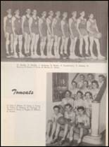 1950 White Pine County High School Yearbook Page 110 & 111