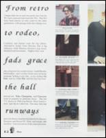 1995 Laingsburg High School Yearbook Page 16 & 17