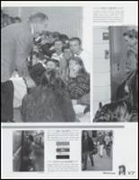 1995 Laingsburg High School Yearbook Page 20 & 21