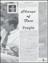1995 Laingsburg High School Yearbook Page 30 & 31