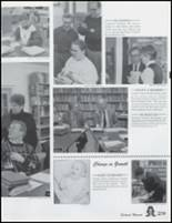 1995 Laingsburg High School Yearbook Page 32 & 33