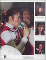 1995 Laingsburg High School Yearbook Page 38 & 39