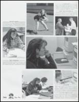 1995 Laingsburg High School Yearbook Page 40 & 41