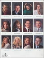 1995 Laingsburg High School Yearbook Page 42 & 43