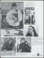 1995 Laingsburg High School Yearbook Page 52 & 53