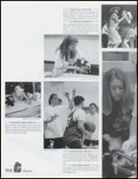 1995 Laingsburg High School Yearbook Page 56 & 57