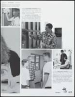 1995 Laingsburg High School Yearbook Page 68 & 69