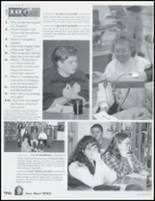 1995 Laingsburg High School Yearbook Page 100 & 101
