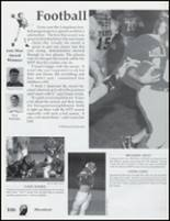 1995 Laingsburg High School Yearbook Page 110 & 111