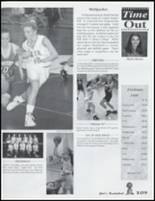 1995 Laingsburg High School Yearbook Page 112 & 113