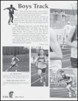 1995 Laingsburg High School Yearbook Page 128 & 129