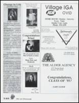 1995 Laingsburg High School Yearbook Page 152 & 153