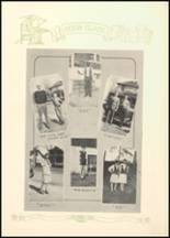 1928 Anniston High School Yearbook Page 42 & 43