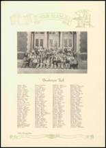 1928 Anniston High School Yearbook Page 44 & 45