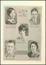 1928 Anniston High School Yearbook Page 54 & 55