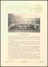 1928 Anniston High School Yearbook Page 68 & 69