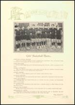 1928 Anniston High School Yearbook Page 72 & 73
