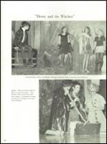 1969 Miamisburg High School Yearbook Page 34 & 35