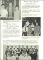 1969 Miamisburg High School Yearbook Page 44 & 45