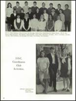 1969 Miamisburg High School Yearbook Page 46 & 47