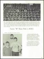 1969 Miamisburg High School Yearbook Page 52 & 53