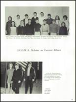 1969 Miamisburg High School Yearbook Page 54 & 55