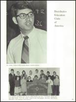 1969 Miamisburg High School Yearbook Page 66 & 67