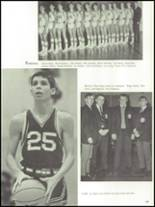 1969 Miamisburg High School Yearbook Page 108 & 109