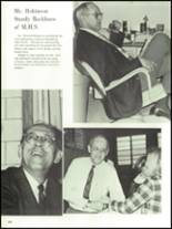 1969 Miamisburg High School Yearbook Page 134 & 135