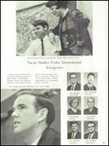 1969 Miamisburg High School Yearbook Page 142 & 143