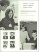 1969 Miamisburg High School Yearbook Page 146 & 147