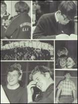 1969 Miamisburg High School Yearbook Page 160 & 161