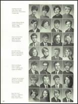 1969 Miamisburg High School Yearbook Page 186 & 187