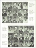 1969 Miamisburg High School Yearbook Page 188 & 189
