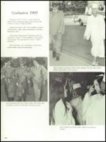 1969 Miamisburg High School Yearbook Page 206 & 207