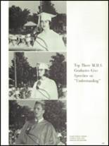 1969 Miamisburg High School Yearbook Page 208 & 209