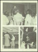 1977 Our Lady of Grace Academy Yearbook Page 24 & 25