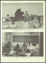 1977 Our Lady of Grace Academy Yearbook Page 30 & 31