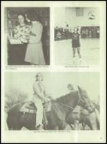 1977 Our Lady of Grace Academy Yearbook Page 38 & 39