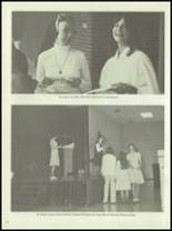 1977 Our Lady of Grace Academy Yearbook Page 54 & 55