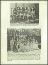 1977 Our Lady of Grace Academy Yearbook Page 70 & 71