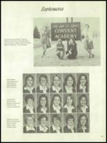 1977 Our Lady of Grace Academy Yearbook Page 94 & 95