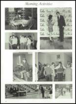 1970 Rolla Junior Senior High School Yearbook Page 14 & 15