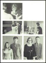 1970 Rolla Junior Senior High School Yearbook Page 24 & 25
