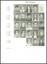 1970 Rolla Junior Senior High School Yearbook Page 44 & 45