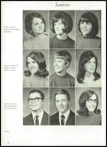 1970 Rolla Junior Senior High School Yearbook Page 54 & 55