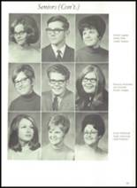 1970 Rolla Junior Senior High School Yearbook Page 56 & 57