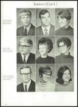 1970 Rolla Junior Senior High School Yearbook Page 58 & 59