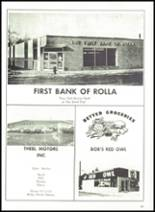 1970 Rolla Junior Senior High School Yearbook Page 102 & 103